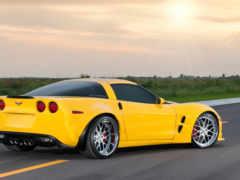 chevrolet, corvette, авто Фон № 67680 разрешение 1920x1200