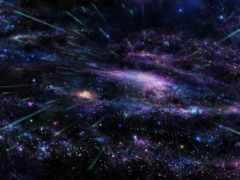 cosmos, звезды, небо