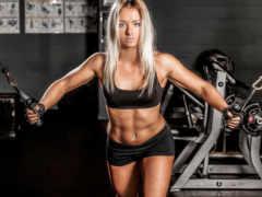 силовые, похудения, женщин