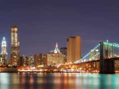 город,  нью йорк