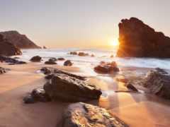 португалия, ocean, sintra