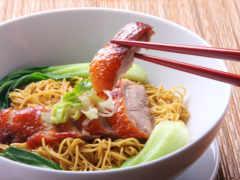 блюдо, острый, китаянка