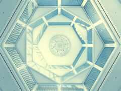 графика, hexagon, вектор