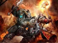 warhammer, картинки, битва