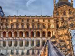 louvre, экскурсия, париж