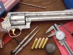 revolver, magnum, смит