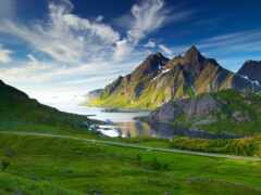 eurasian, природа, mainland
