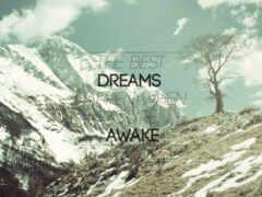 dream, happen, когда
