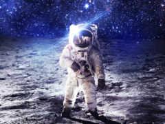 космонавт, cosmos, iphone