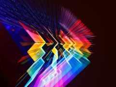 colors, lines