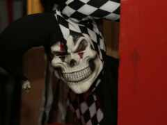 joker, batman, маска
