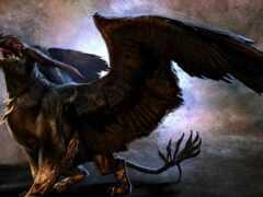 существо, mythical, тварь