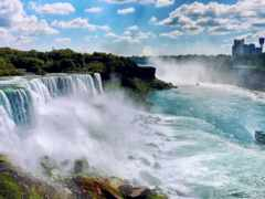 falls, niagara, американский