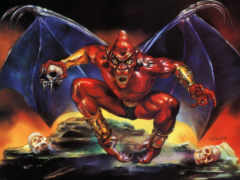 demon, crest, capcom