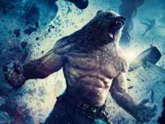 guardians, медведь, супергерой