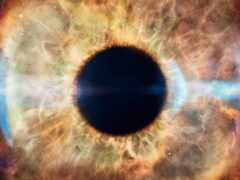 nebula, глаз, helix