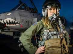 истребитель, пилот, штурмовик