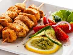 ресторан, chembur, курица