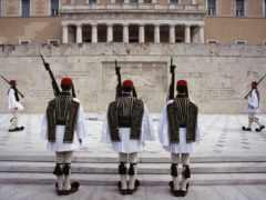 athens, греции, парламент