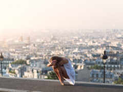 leisure, париж, девушка