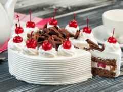 еда, торт, выпечка