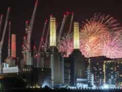 firework, london, south