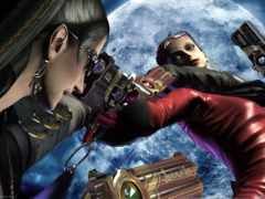 bayonetta, games, boss