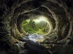 туннель, heaven, качество