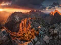 karol, art, гора
