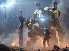 game, titanfall, robot