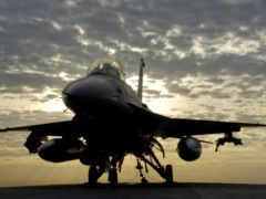 истребитель, fighting, falcon Фон № 70641 разрешение 2560x1600