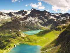 ceresole, реале, озеро