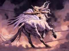 кентавры, девушка, centaur