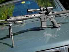 оружие, винтовка, пистолет