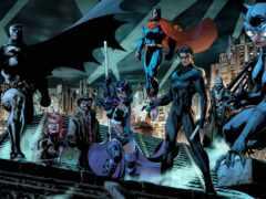 batman, comics, catwoman