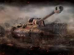танк, wot, world
