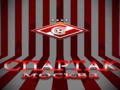 spartak moscow, красный, текст