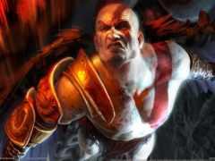 god, war, kratos