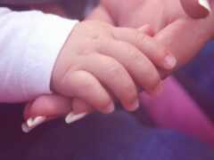 ребенок, arm, mom