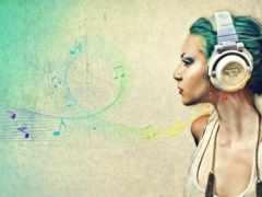 музыка, you, listening