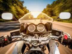 мотоцикл, stokovyi, biker