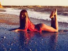 море, фотосессии, позы