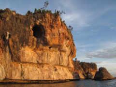 пещера, пейзажи -, rock
