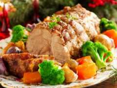 тарелку, meat, kitchen