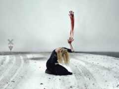 след, depression, кровь