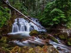 водопад, waterfalls, vízesés