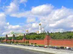 кремль, москва, река Фон № 171447 разрешение 2560x1600