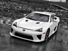 lexus, lfa, cars