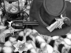 атрибутика шерифа