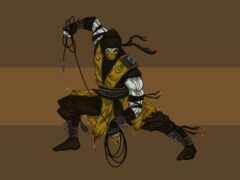 mortal, kombat, scorpion
